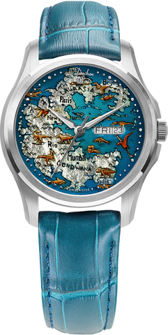 L'DUCHEN PANGEA Swiss Watch - My Super Hot Deals