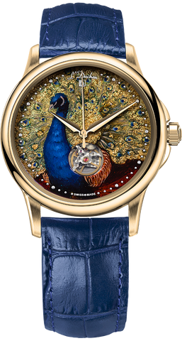 L'DUCHEN Golden Peafowl D 154.2 - 83 - My Super Hot Deals