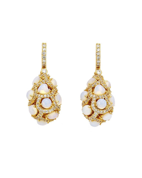 LETICIA MOONSTONE DROP EARRINGS - My Super Hot Deals