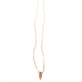 "Florentine Mini ""Raindrop"" Pendant Necklace - My Super Hot Deals"
