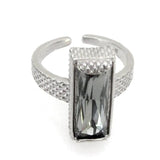 Denmark Collection Adjustable Baguette Ring - My Super Hot Deals