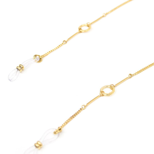 Holy | Gold Glasses Chain - My Super Hot Deals