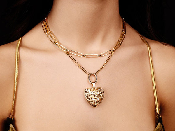 NOA - Love Necklace - My Super Hot Deals