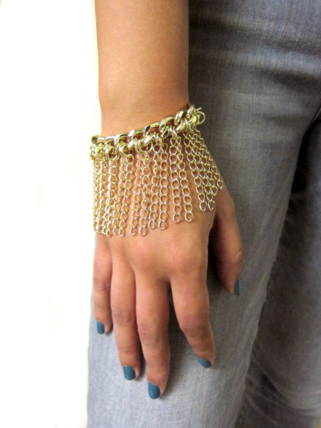 The Perfect Fringe Bracelet - My Super Hot Deals