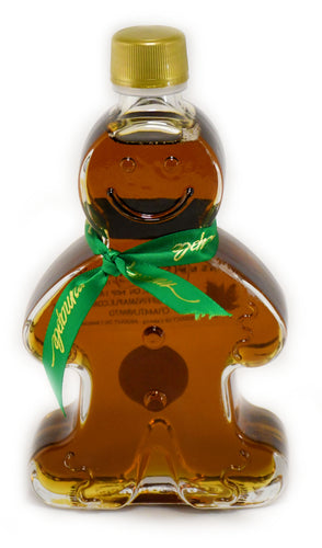 100ml Glass Gingerbread - Canada Grade A - Amber