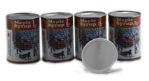 4x 540 ml Cans - Canada Grade A - Dark