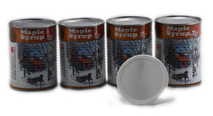 4x 540 ml Cans - Canada Grade A - Golden