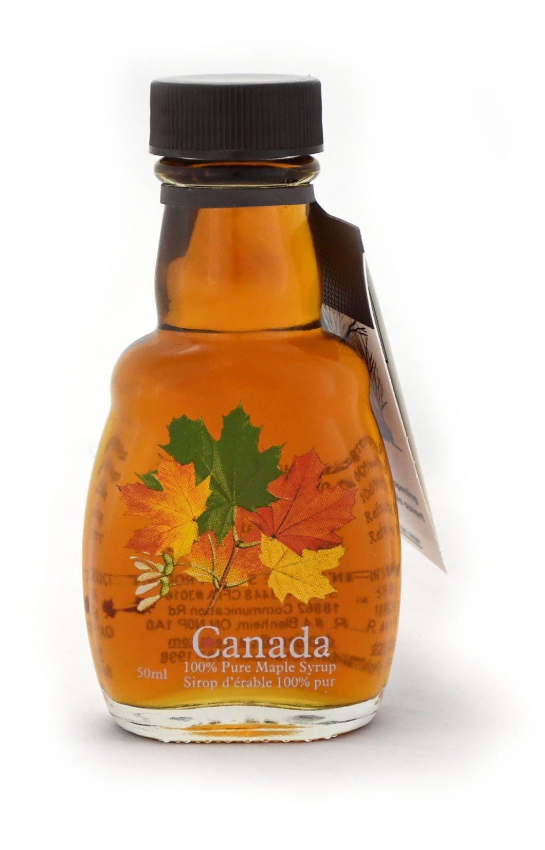 50ml Glass Royal - Canada Grade A - Amber