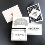 Load image into Gallery viewer, Art Deco Inspired Thank You Cards