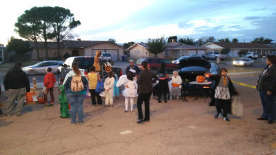 Vista Hills Church Trunk or Treat 2017