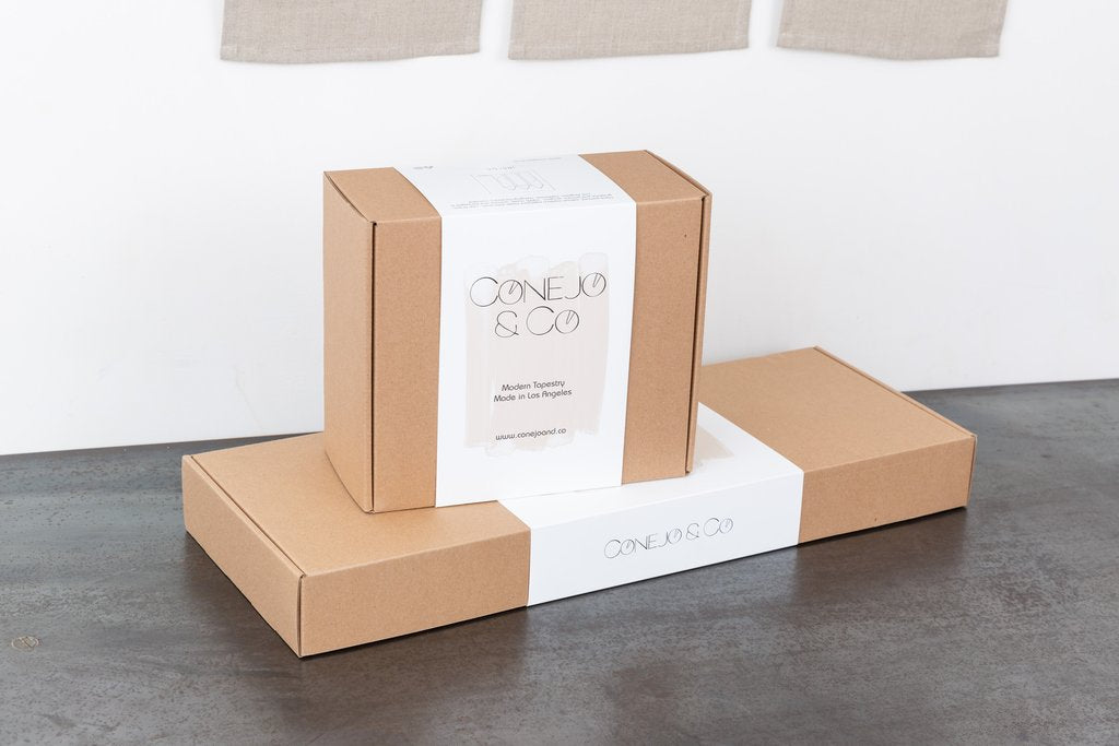 conejo and co packaging