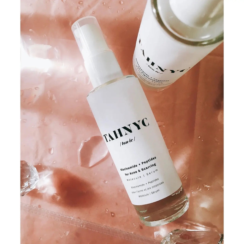 Niacinamide 10% + Peptides for Acne & Scarring