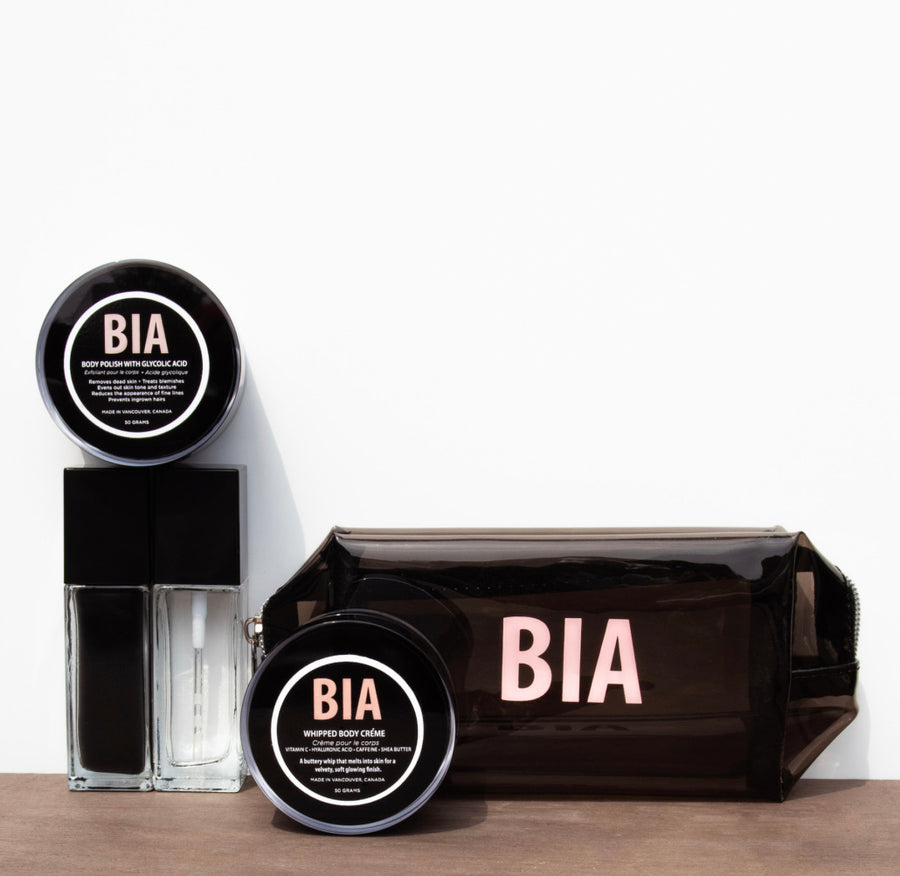 5 Piece BIA Travel Size Kit