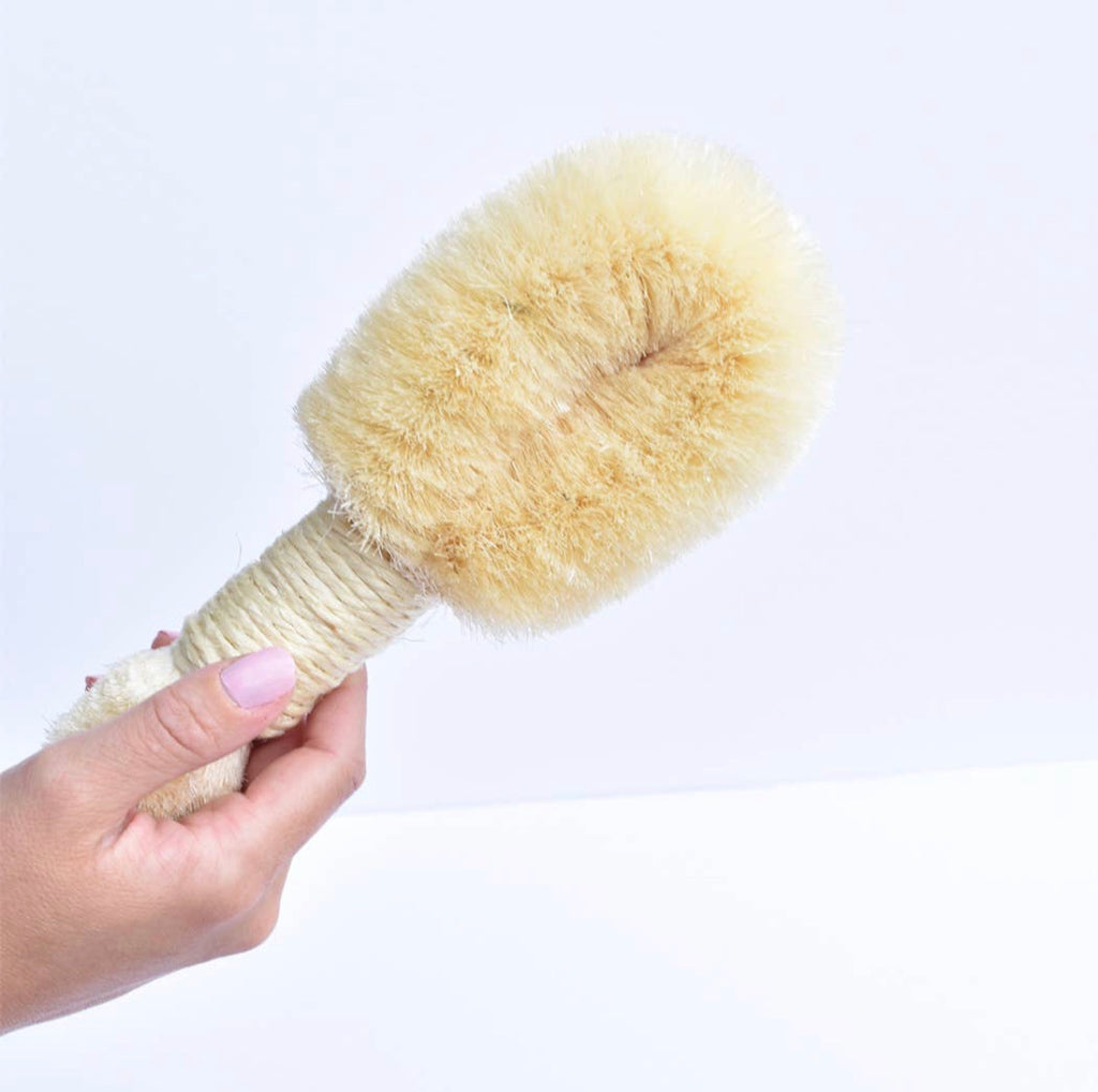 Nordic Dry Brush - for Exfoliation