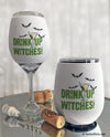Drink Up Witches Insulated Wine Glass Sleeve
