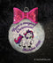 Magical Unicorn Personalized Christmas Ornament