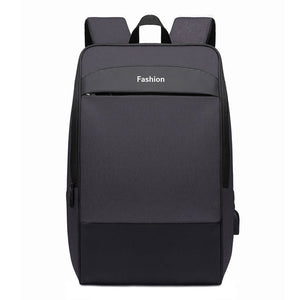 Men laptop backpack Anti theft backpack