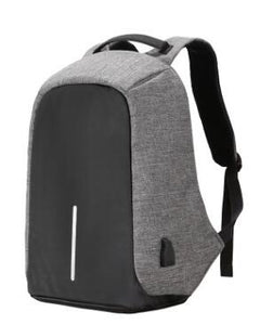 men's large capacity business trip backpack