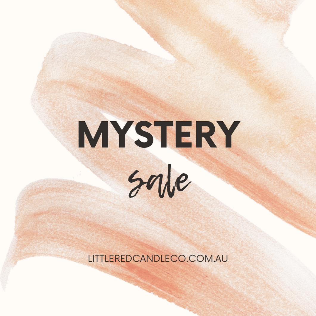 Mystery Pack - Little Red Candle Co