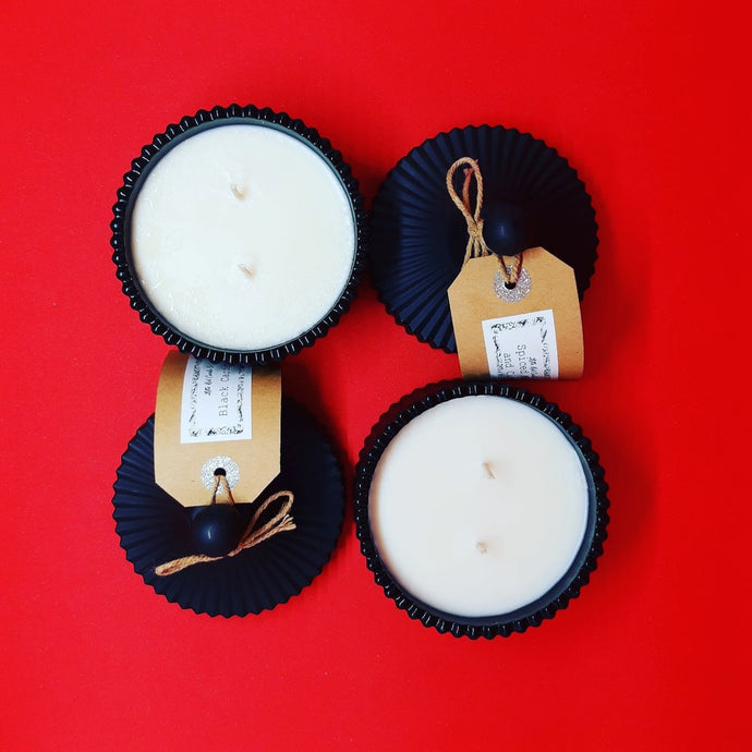 Black Carousel - Little Red Candle Co