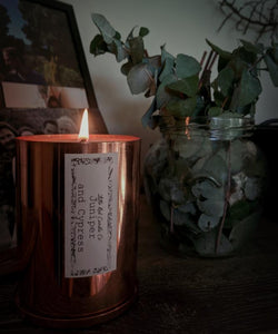 The Copper - Little Red Candle Co
