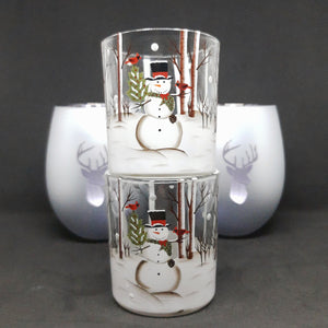 Frosty the Snowman - Little Red Candle Co