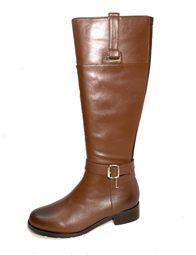Gabi Leather Riding Boots