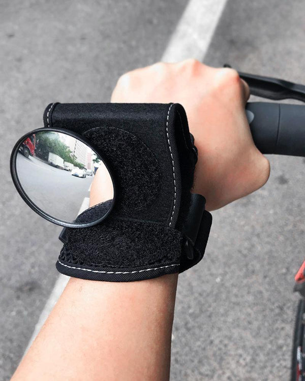 ROCES Bicycle Wrist Rearview Mirror