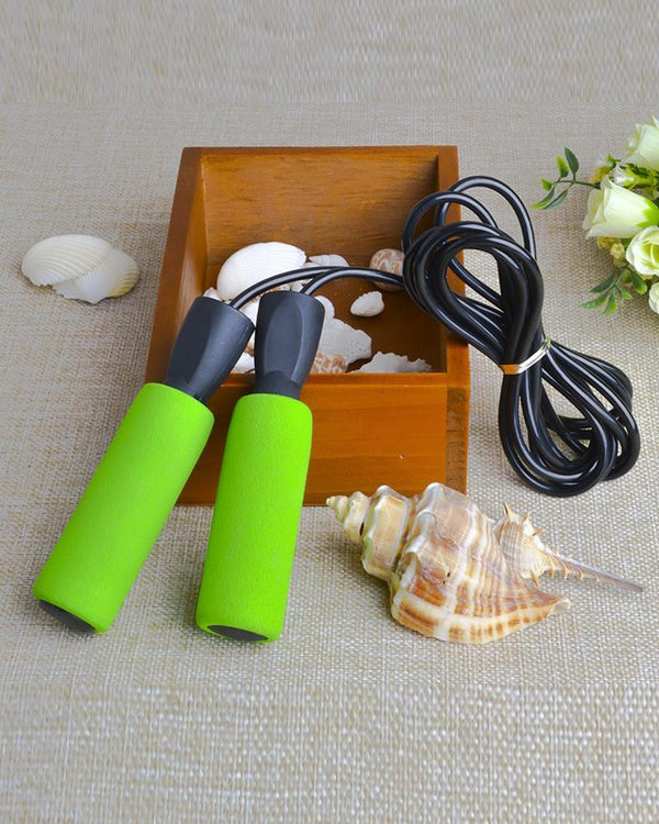 Skipping Rope With Sponge Handle