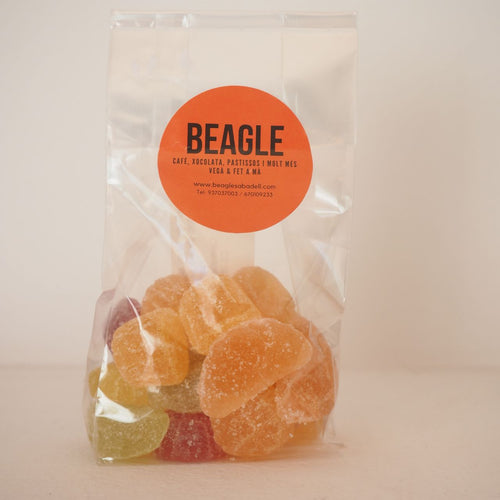 Beagle Gominolas Mix Fruits