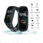 Slim Fitness Smart Watch & Activity Tracker