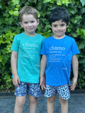Camiseta Niño: CHAMO - Chamos - In Aid of the Children of Venezuela