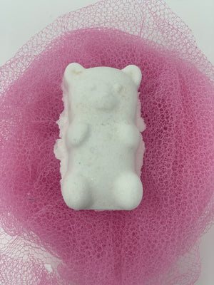 Summertime 3oz Bear Bath Bomb