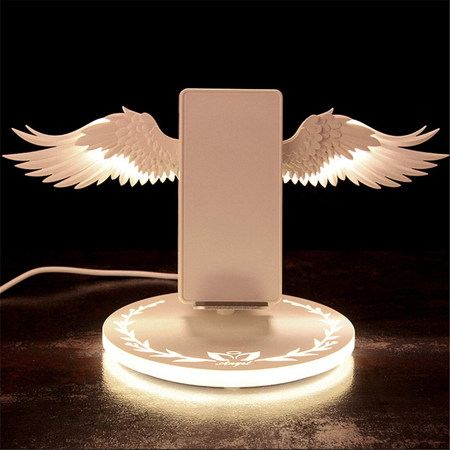 Qi Wireless Angel Charger