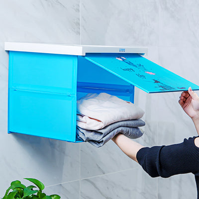 Mural Cabinet - Foldable & Waterproof - Perfect Shower Kit