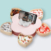 Flower Shape Rotating Candy Box-Woneforyou