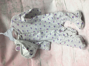 Carters Sleepwear 3-6 mo