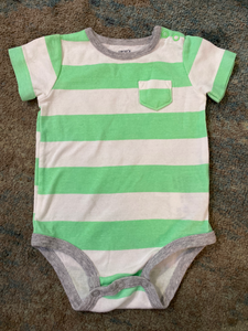 Carters Newborn Top 3-6 mo