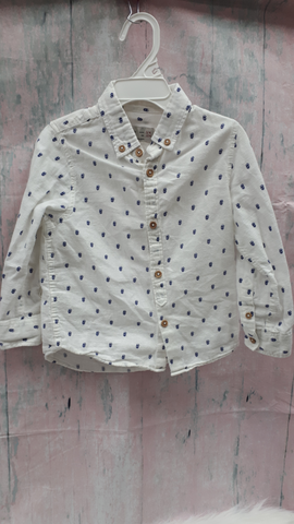 Zara Toddler Top Size 3T