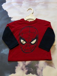 Marvel Toddler Top Size 2T