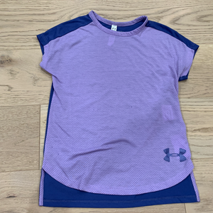 Under Armour Youth Top Size 7