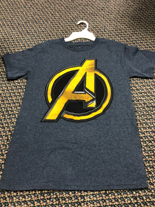 Marvel Youth Top Size 16