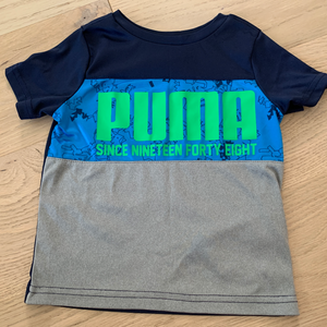 Puma Toddler Top Size 2T