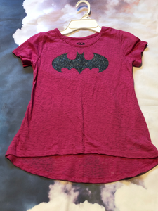 Dc Comics Youth Top Size 7