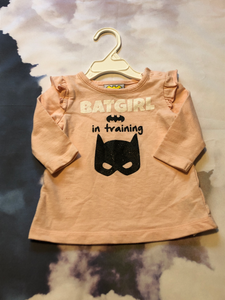 Dc Comics Newborn Top 0-3 mo