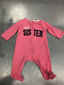Carters Sleepwear 0-3 mo