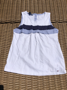Tommy Hilfiger Youth Top Size 8 0355