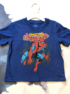 Marvel Toddler Top Size 3T