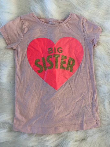 Carters Preschool Top Size 4