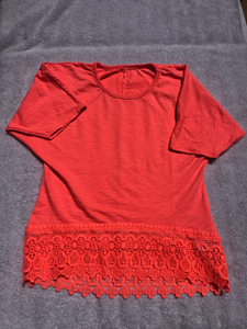 Nutmeg (Logowear) Youth Top Size 8 0355